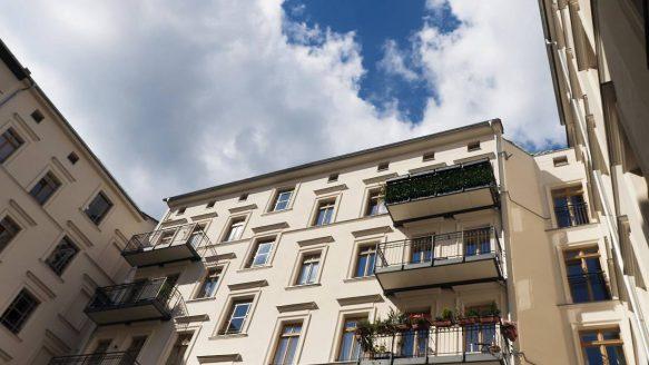 Wäre wohl von Umwandlungsverbot betroffen gewesen: Altbauquartier in Berlin